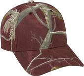 OC Sports Realtree APC Camo Canvas Ball Cap