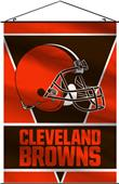 "NFL Cleveland Browns 28"" x 40"" Wall Banner"