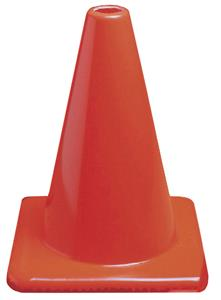 Blazer Athletic Heavy Duty Fluorescent Cones