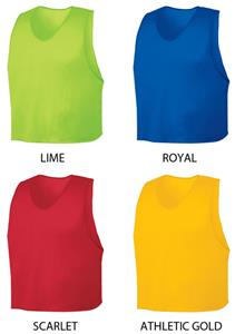 High Five Soccer Scrimmage Vests (Pinnies) CO