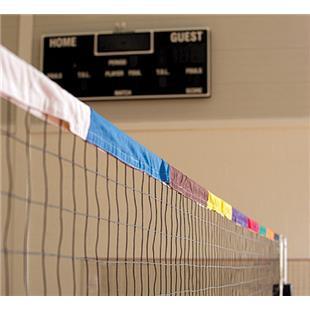 Tandem Net Zone Volleyball System