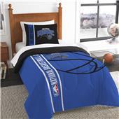 NBA Magic Printed Twin Comforter & Sham Set