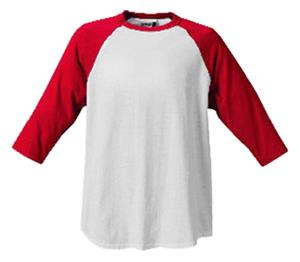 Badger Youth Baseball Undershirt Jerseys