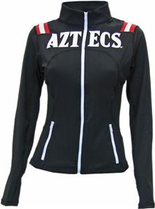 Twin Vision San Diego State Womens Yoga Jacket