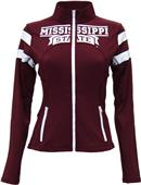 Twin Vision Mississippi State Womens Yoga Jacket