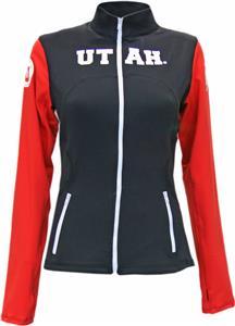 Twin Vision Utah Womens Yoga Jacket