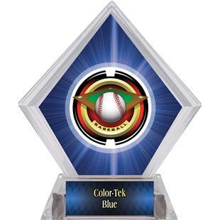 Awards Saturn Baseball Blue Diamond Ice Trophy