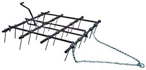 Field Tuff 4' x 5' ATV Adjustable Tine Style Drag