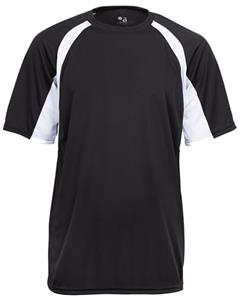 Badger Youth B-Core Hook S/S Performance Tees
