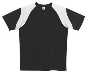 Badger Performance Colorblock Sportband Tees
