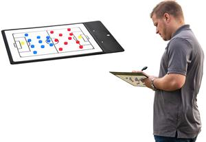 Soccer Innovations Tactics Clip Board