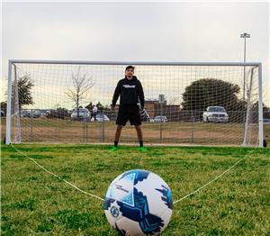 Soccer Innovations Goalkeeper Angle Ball