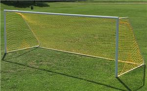 Soccer Innovations 8'X24' Braided Soccer Nets SET