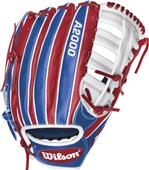 Wilson A2000 CL22 Merica Slowpitch Glove -13""