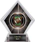Awards Legacy Football Black Diamond Ice Trophy