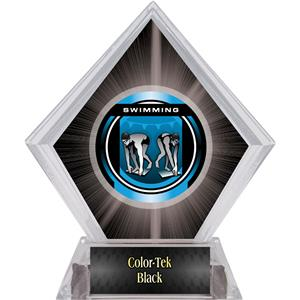 Awards Legacy Swimming Black Diamond Ice Trophy