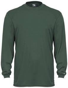 Badger Youth B-Core Long Sleeve Performance Tees