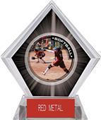 Awards P.R.1 Softball Black Diamond Ice Trophy