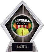 Awards Patriot Softball Black Diamond Ice Trophy