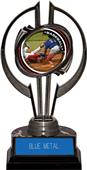 "Black Hurricane 7"" P.R.2 Baseball Trophy"