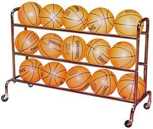 Kelpro Basketball 15 Ball Rack