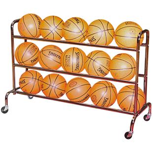 Kelpro Basketball 15 Ball Rack