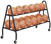 Kelpro Basketball 18 Ball Double Tuff Cart