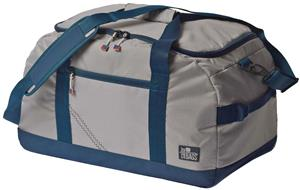 Sailorbags Silver Spinnaker Racer Duffel Bag