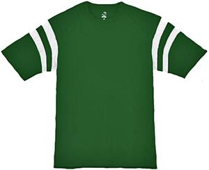 Badger Performance Colorblock Varsity Tees
