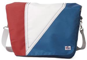 Sailorbags Tri-Sail Messenger Bag