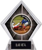 P.R.2 Baseball Black Diamond Ice Trophy