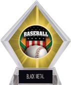 Awards Patriot Baseball Yellow Diamond Ice Trophy