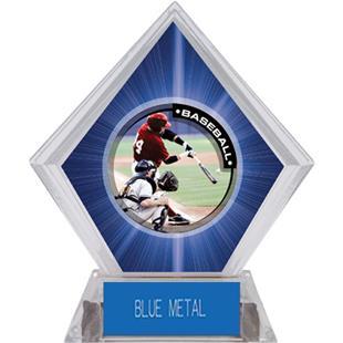 Awards P.R.1 Baseball Blue Diamond Ice Trophy