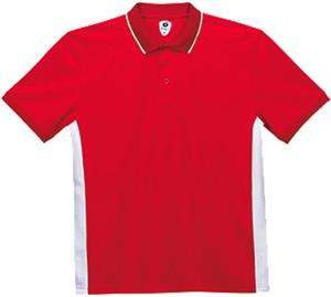 Badger Colorblock Performance Polo Shirts-Closeout