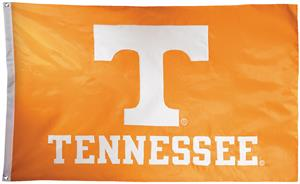 Collegiate Tennessee 2-Sided Nylon 3'x5' Flag