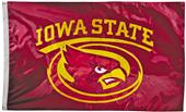 Collegiate Iowa State 2-Sided Nylon 3'x5' Flag
