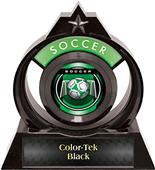 """Hasty Awards Eclipse 6"""" Legacy Soccer Trophy"""