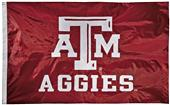 Collegiate Texas A&M 2-Sided Nylon 3'x5' Flag