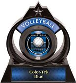 """Hasty Awards Eclipse 6"""" Legacy Volleyball Trophy"""