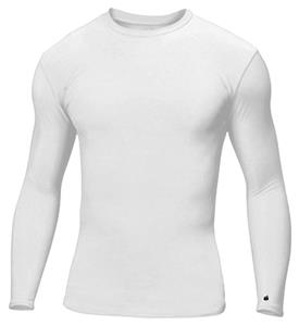 Badger B-Fit L/S Crew Compression Shirts