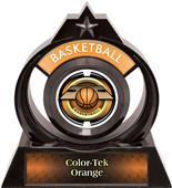 "Hasty Awards Eclipse 6"" Saturn Basketball Trophy"