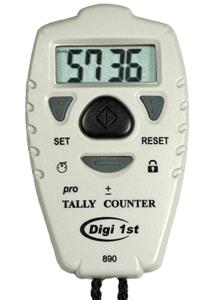 Digi 1st TC-890 Digital Pitch Tally Counter