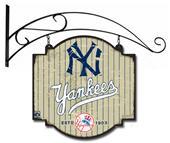 Winning Streak MLB Yankees Vintage Tavern Sign