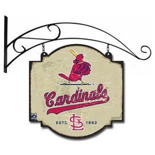 Winning Streak MLB Cardinals Vintage Tavern Sign