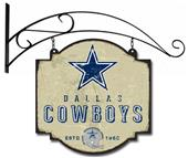 Winning Streak NFL Cowboys Vintage Tavern Sign