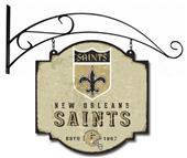Winning Streak NFL Saints Vintage Tavern Sign
