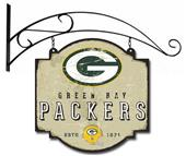 Winning Streak NFL Packers Vintage Tavern Sign