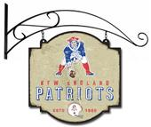 Winning Streak NFL Patriots Vintage Tavern Sign