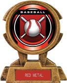 "Hasty Awards 7"" Sky Tower Resin Baseball Trophy"