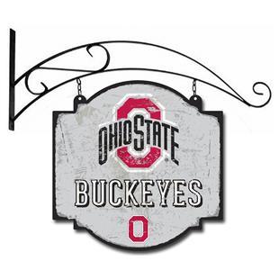 Winning Streak NCAA Ohio State Vintage Tavern Sign